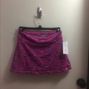 Tennis/workout skirt